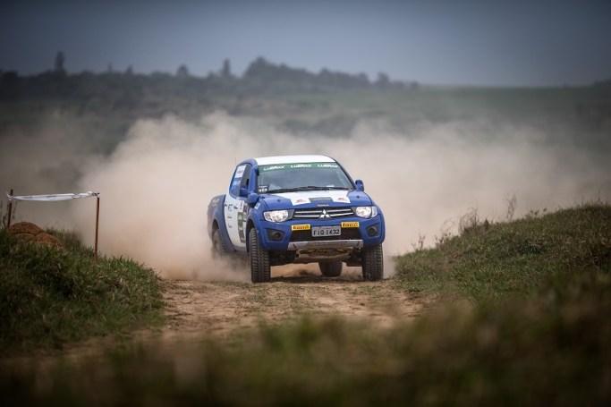 Indaiatuba (SP) recebeu neste sábado a 3ª etapa da competição. Foto: Tom Papp/Mitsubishi