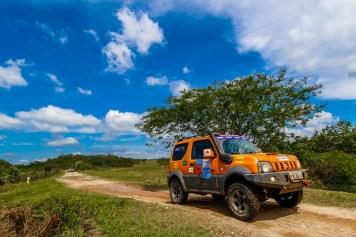 Belas paisagens pelo caminho. Foto: Cadu Rolim / Suzuki