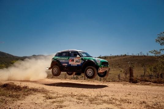 Mini All4 Racing - Rally dos Sertões 2017. Foto: Marcelo Machado
