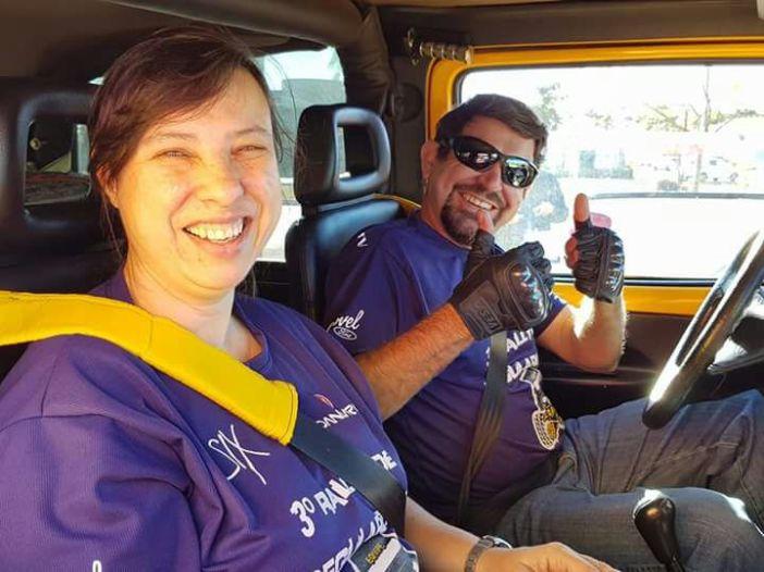 Adriana e Sérgio (Crédito Arquivo Pessoal)