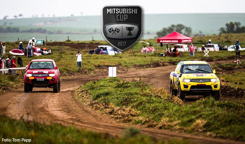 Com time-attack emocionante, disputa pelo campeonato da Mitsubishi Cup fica para a última etapa