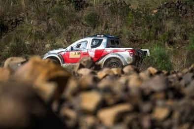 Piloto compete nesta temporada com uma Mitsubishi Triton Sport SR. Foto: Gustavo Epifânio/DFotos