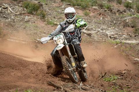 Bianchini Jr, vice campeão nas motos (Nelson Santos Jr/Photo Action)