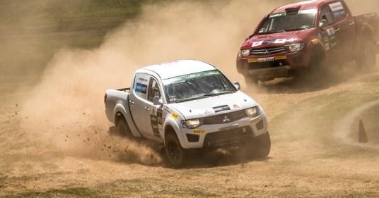 Mitsubishi Cup terá prova de rallycross. Foto: Ricardo Leizer / MItsubishi