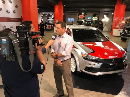 Marcos Moraes concede entrevista à Fox Sports (Ricardo Ribeiro/Vipcomm)