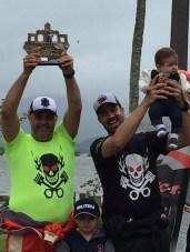 Santos/ Bianchini parceria e pódios no Rally Cross Country e no Velocidade (Divulgação)