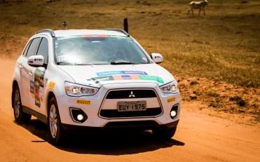 Trilhas e estradas vão desafiar os veículos 4x4. Foto: Adriano Carrapato / Mitsubishi