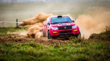 Mitsubishi Cup será emocionante na última etapa. Foto: Tom Papp / Mitsubishi