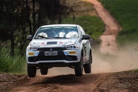 ASX RS acelera na Mitsubishi Cup. Foto: Marcelo Machado / Mitsubishi