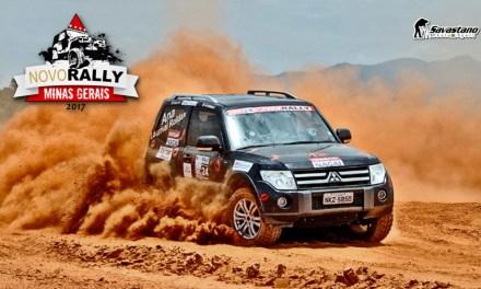 Novo Rally Minas Gerais se encerra com chave de ouro