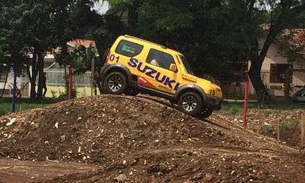 Concessionária Suzuki De Castro inaugura primeira pista off road para test drive do Sul do país