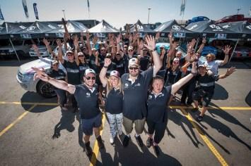 Melhor Equipe do Rally dos Sertões também em 2017 e a maior do grid (Gustavo Epifânio/Fotop)