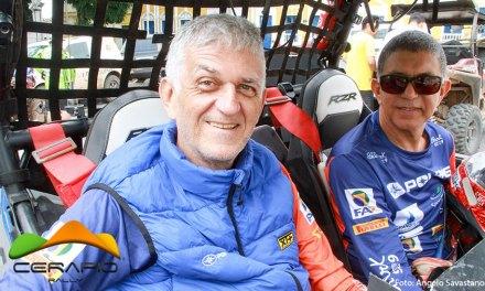 Campeão do Dakar, Lourival Roldan confirma mais uma participação no Cerapió 2018