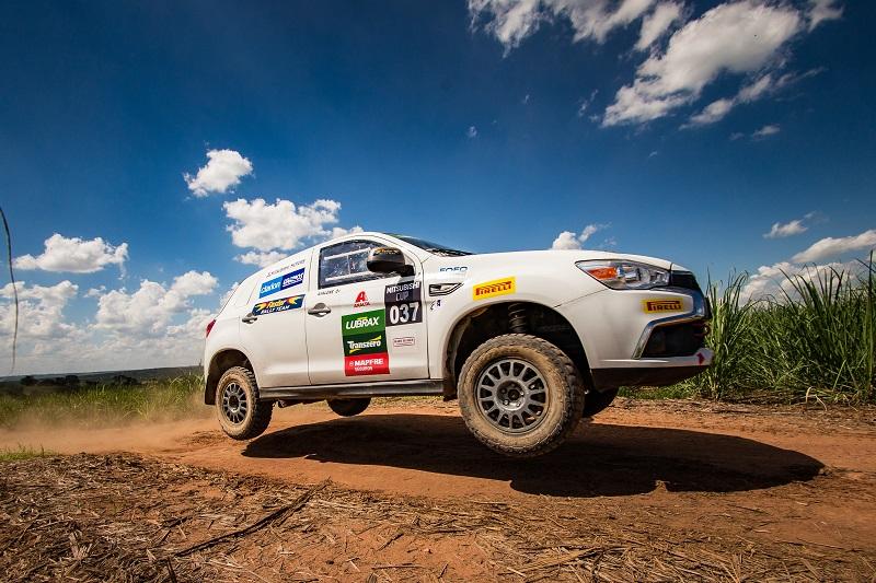 Veículos são fabricados pela Mitsubishi Motors. Foto: Marcelo Machado / Mitsubishi