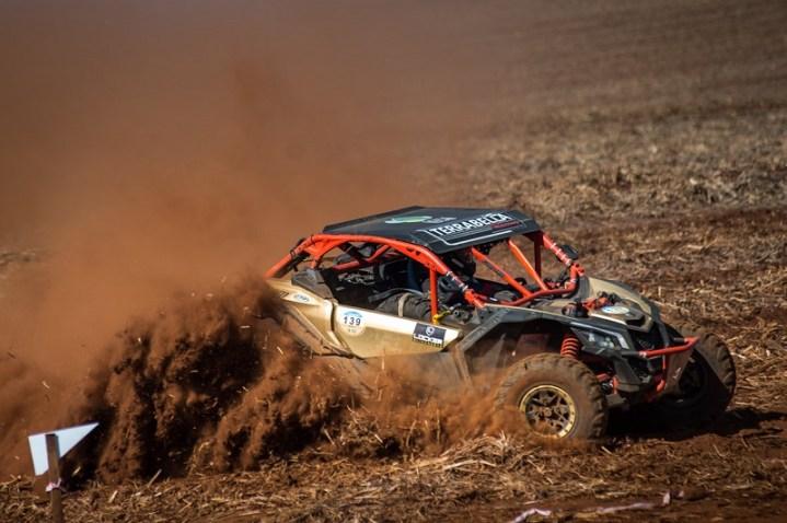 A prova será válida para o Campeonato Brasileiro de Rally Baja (Gustavo Epifanio/DFotos)