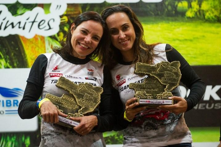 SC Racing enaltece a importância da mulher no off-road nacional (Duda Bairros /DFOTOS)