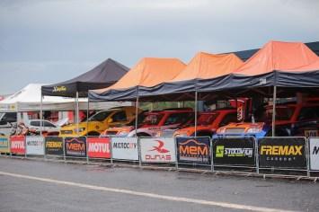 O QG do evento está nas dependências do aeroporto de Conceição do Mato Dentro (Douglas Fagundes/DFotos)