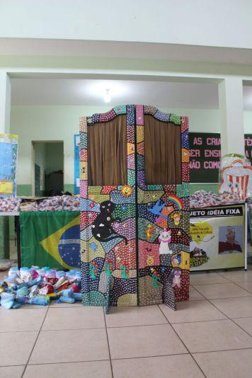 O teatrinho (Lucas Carvalho/PhotoAction)