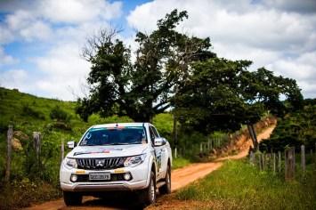 Podem participar veículos 4x4 das linhas L200, Pajero e ASX. Foto: Adriano Carrapato / Mitsubishi