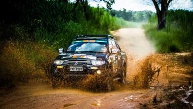 Mitsubishi Motorsports tem nove etapas por todo o Brasil. Foto: Adriano Carrapato / Mitsubishi