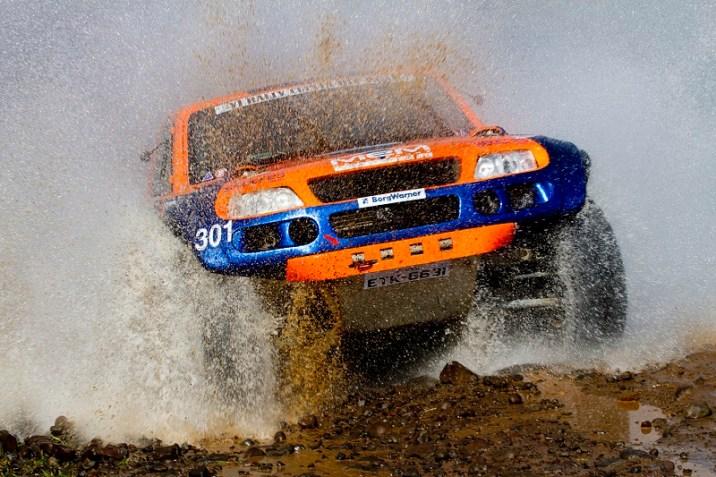 O Rally Cuesta Off-Road faz parte do calendário de eventos de Botucatu (Luciano Santos/DFotos)