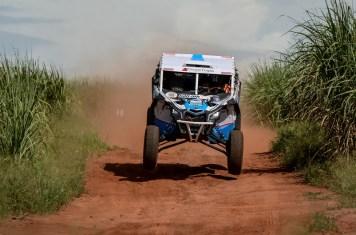 A prova é válida para os campeonatos brasileiros de Rally Cross Country e Baja (Nelson Santos Jr/PhotoAction)