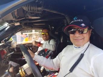 Facco e Ribeiro venceram o Prólogo e etapa 1 no Paraguai. Foto: Divulgação