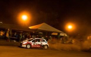Durante o Super Prime noturno, na sexta (25), no Parque da ACCIE. Foto: Lisandro Garcia