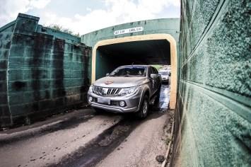 Percurso passará por lugares incríveis. Foto: Vinicius Ferraz / Mitsubishi