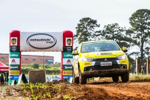 Próxima etapa será em Cordeirópolis (SP), no dia 22/09. Foto: Cadu Rolim / Mitsubishi