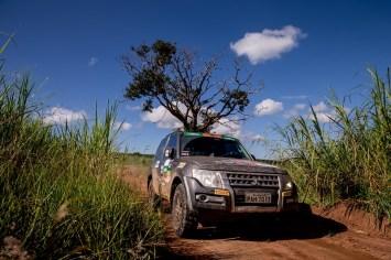 Percurso será na região de Gravatá. Foto: Marcelo Machado / Mitsubishi