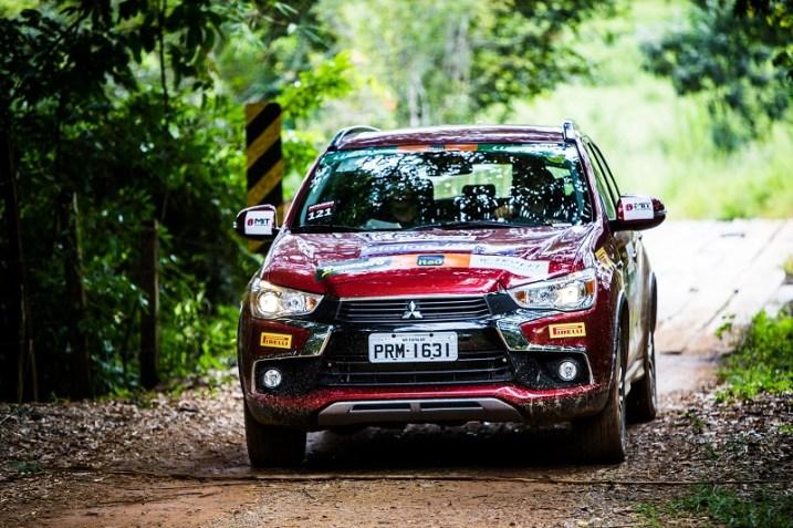 Veículos 4x4 da Mitsubishi podem participar. Foto: Adriano Carrapato / Mitsubishi