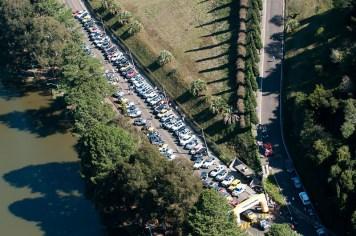 Até o momento, são 166 carros inscritos e 91 cidades representadas (Duda Bairros/DFOTOS)