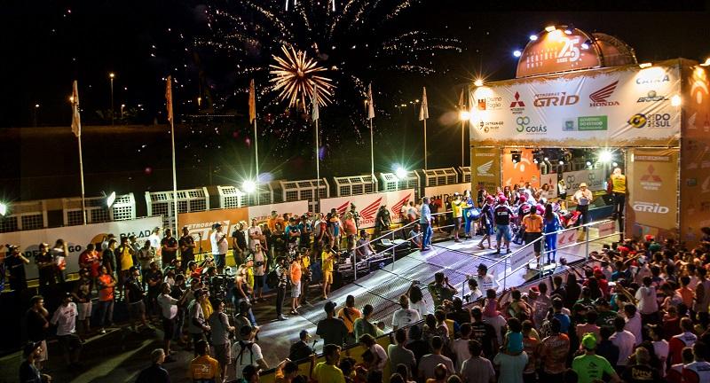 Goiânia sedia pela 16ª vez largada do Rally dos Sertões