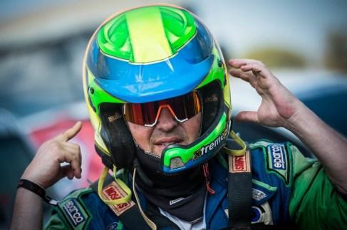 Leandro Torres, campeão do Dakar, é padrinho do S.A.S. Brasil (Magnus Torquato/Marcelo Maragni/Vipcomm)