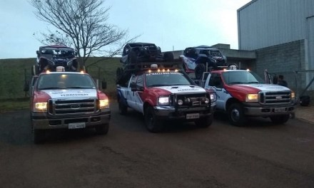 Com três UTVs, Território Motorsport disputa a 26ª edição do Rally dos Sertões