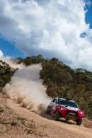 Facco/Ribeiro: mais rápidos da categoria na etapa entre Goiânia e Formosa (Foto: Vinícius Branca/Fotop)