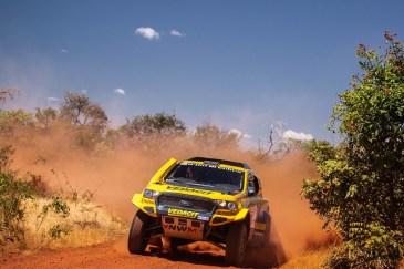 Cristian e Beco venceram nova especial e seguem líderes nos carros (Victor Eleutério/Fotop/Vipcomm)