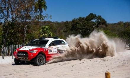 Nem dois pneus furados, ao mesmo tempo, tira liderança de Facco/Ribeiro na Protótipos T1 FIA Brasil