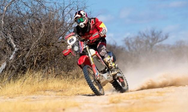 Tunico Maciel conquista título inédito do Rally dos Sertões nas motos
