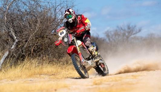 Tunico Maciel venceu o Rally dos Sertões pela primeira vez (Ricardo Leizer/Fotop/Vipcomm)