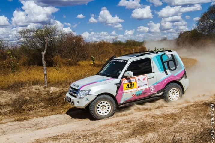 Dupla venceu três das seis etapas disputadas até sexta-feira (Idário Café/Clicksports.3)