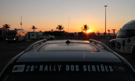 Trancos & Barrancos completa primeiro dia de prova no 26º Rally dos Sertões