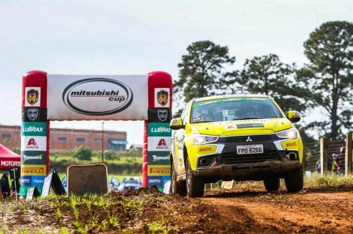 Mitsubishi Cup faz etapa em Cordeirópolis (SP) dia 22 de setembro. Foto: Cadu Rolim/Mitsubishi