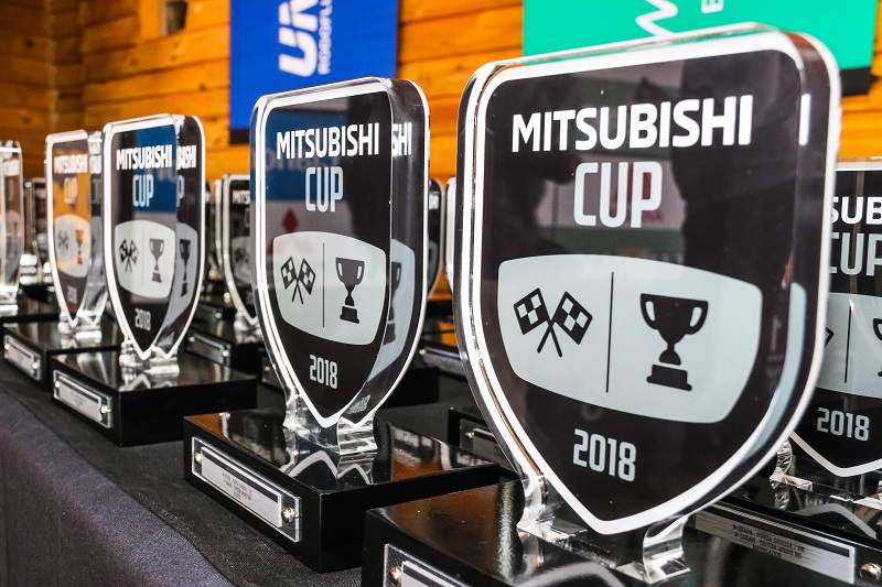 Esta será a 4ª etapa da Mitsubishi Cup 2018. Foto: Cadu Rolim/Mitsubishi