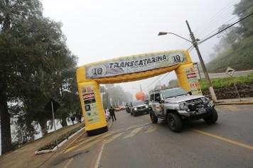 Largada permanecerá em Fraiburgo, SC, e a chegada em Blumenau, na Vila Germânica (Marcus Cicarello/DFOTOS)