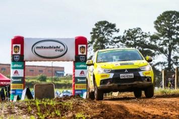 Duplas se preparam para as 5ª e 6ª etapas da temporada. Foto: Cadu Rolim/Mitsubishi