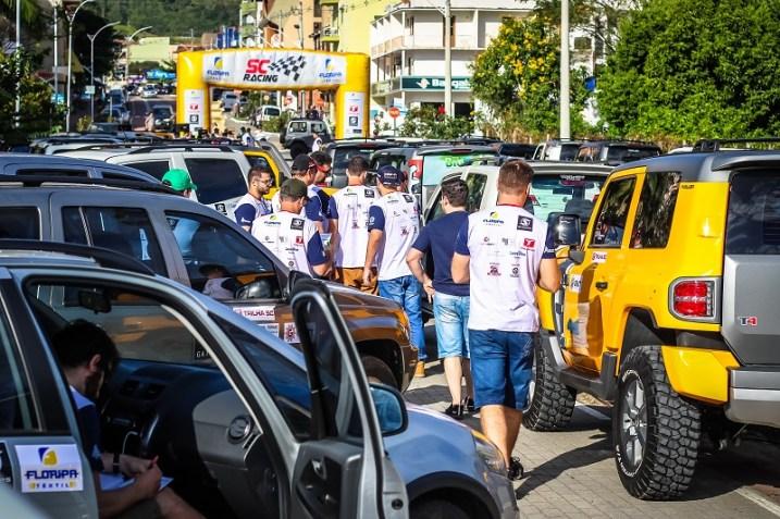 No dia 20 de outubro, Curitibanos receberá a próxima etapa da Copa SC Racing (Divulgação)