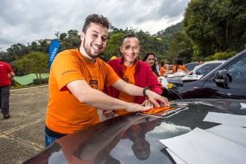 Evento será nos dias 20 e 21 de outubro (Foto: Helora Moraes / Mitsubishi)