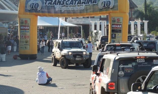 Blumenau está no Transcatarina 2019